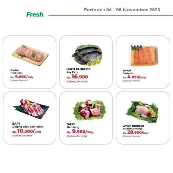 Promo Jsm Yogya Supermarket 6 8 November 2020 Harga Heran Kontan Co Id Line Today