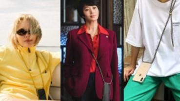 《鬣狗》金惠秀愛用「放手自由手機殼」,紅遍韓國的時髦3C配件