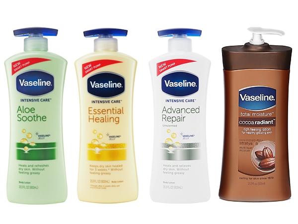 Vaseline凡士林身體乳液600ml~蘆薈/ 密集保濕/ 全方位/ 可可油【D134423】,還有更多的日韓美妝、海外保養品、零食都在小三美日,現在購買立即出貨給您。