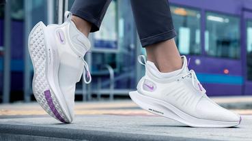 新聞分享 / 鞋領外低內高 Nike Zoom Pegasus Turbo XX 獻給運動女孩們