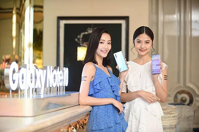 Note 10今日正式在港發布,將在8月23日發售。