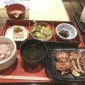 鶏ときのこの塩麹焼き御膳 - 実際訪問したユーザーが直接撮影して投稿した歌舞伎町和食・日本料理さんるーむ 新宿サブナード店の写真のメニュー情報