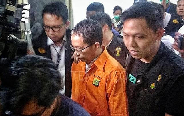 Usai Diperiksa 14 Jam, Joko Driyono Ditahan Polisi