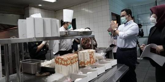 Anies siapkan hotel BUMD DKI untuk tenaga medis. ©Facebook/Anies Baswedan