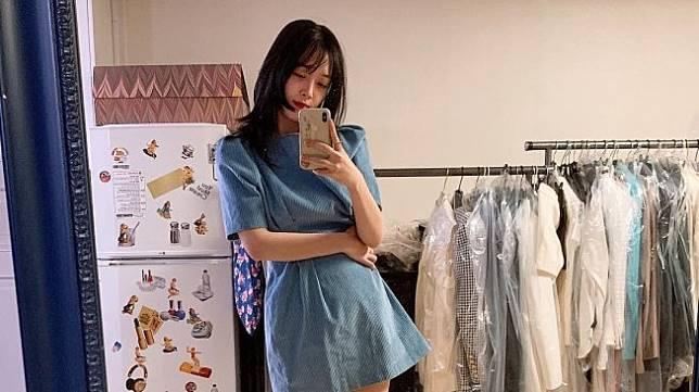 Sulli ex member f(x). (Instagram/@jelly_jilli)