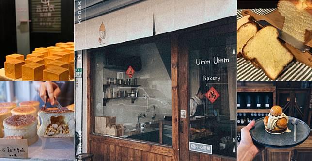 只想拿下口罩大口咬~台南熱門文青麵包店,光看照片就流口水啊