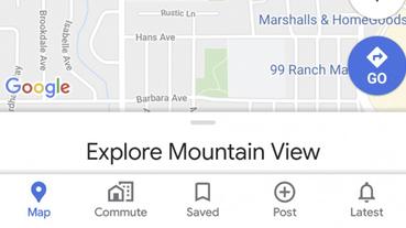 Google Maps 使用介面大改 ,功能都跑哪去了看這裡