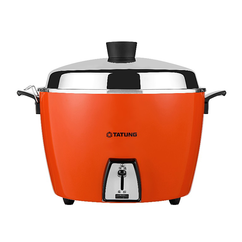 額定輸入:110V 消耗功率:700W 保溫功率:40W 加熱均勻,自動保溫。 內容物:內鍋、量杯、飯匙。 煮飯/粥、蒸、滷、燉多用途。 10人份電鍋,最大煮飯量:1.8L。 雙重被覆電源線,雙重安全