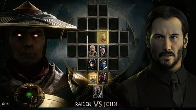 ผู้กำกับ Mortal Kombat 11 อยากได้ John Wick และ Neo The Matrix มาแจมในเกม