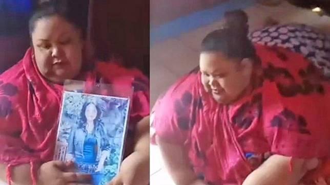 Kisah Anak Semata Wayang Titi yang Berbobot Hampir 300 Kg, Rela Putus Sekolah untuk Mengurus sang Ibu