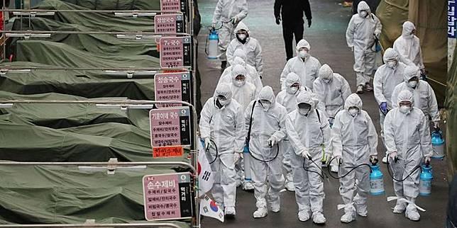 AFP/YONHAP/SOUTH KOREA OUT