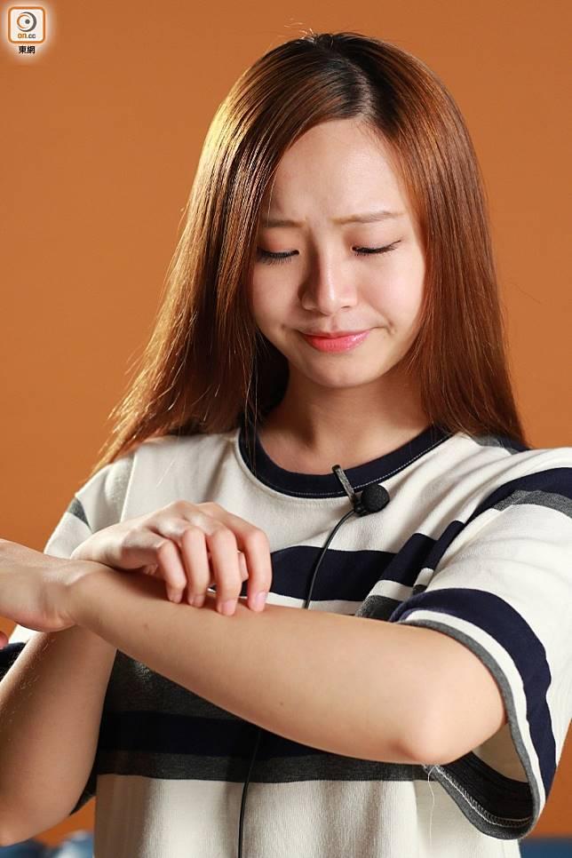蓮耦綠豆排骨湯是一款適合濕疹患者飲用的湯水。(莫文俊攝)