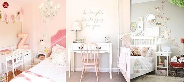 在家就能輕鬆擁有網美照!少女心房間必備元素不用花大錢!