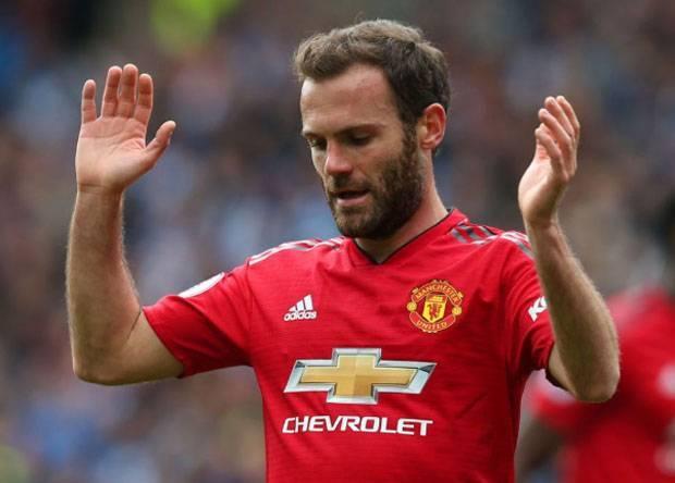 Bertahan di Manchester United, Mata Kehilangan Rp810 Juta Per Pekan