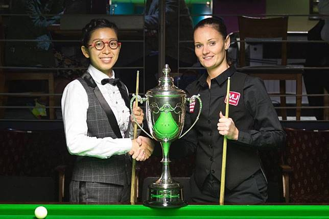 Amid Hong Kong's sporting cancellations, the world's top four women are ready to play snooker at Masters in Lai Chi Kok