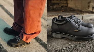 重塑英式經典 Dr. Martens 攜手 STÜSSY 推出「8053 HY」聯乘靴履!