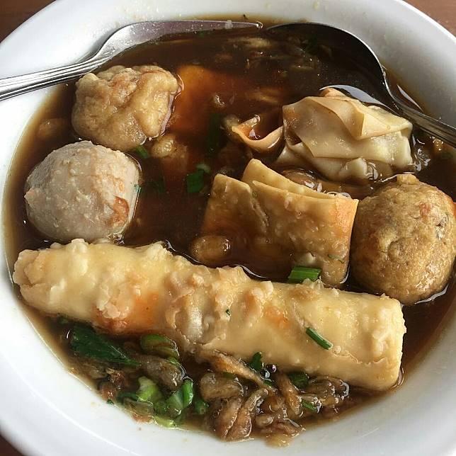 6 Kuliner Kawasan Burangrang Yang Lagi Hits Di Bandung Qraved Line Today