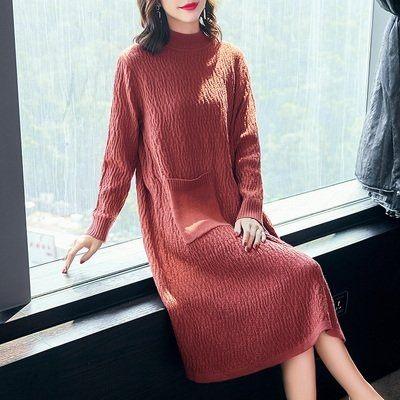 連身裙 毛衣裙