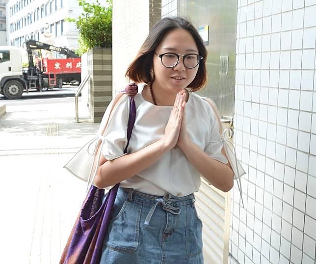 裁判官指無法肯定鍾雪瑩知悉或能夠控制涉案毒品,今在粉嶺裁判法院裁定她一項販毒罪脫。資料圖片