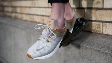 新聞分享 / 第三型態打造皮革版本 Nike Air Max 270 Premium