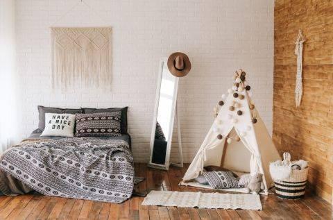 5 Dekorasi Rumah dengan Gaya Bohemian