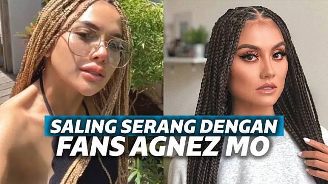 Nikita Mirzani Diserang Fans Agnez Mo Soal Darah Indonesia
