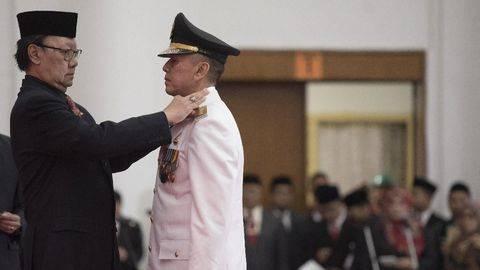 Empat Larangan Kemendagri untuk Pj Gubernur Jabar Iriawan