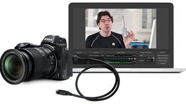 Nikon 推出免費軟體 Webcam Utility ,可將相機變成視訊鏡頭
