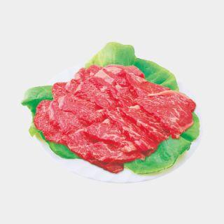 牛赤身カルビ焼用(もも肉/肩肉)