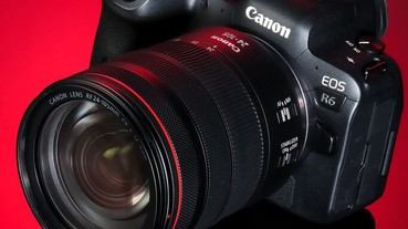 Canon EOS R6開箱評測:中階機身也能擁有旗艦靈魂