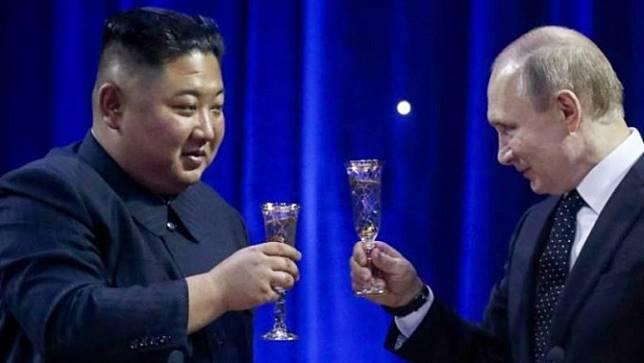 ผู้นำรัสเซีย จะแจ้งให้สหรัฐฯ- จีน ทราบผลหารือกับผู้นำเกาหลีเหนือ