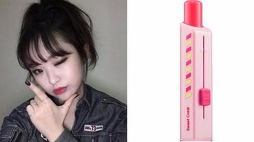 又一「食系美妝」新品:Sephora 推出 Push Pops 潤唇膏,可愛得差點當成棒棒糖吃掉!