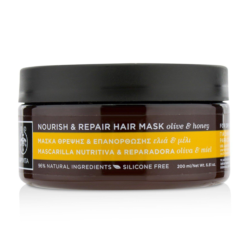 艾蜜塔 Apivita - 橄欖蜂蜜髮膜 Nourish & Repair Hair Mask with Olive & Honey
