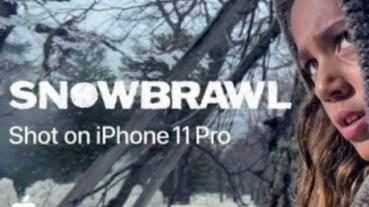 展示 iPhone 11 攝錄實力,蘋果推《Snowbrawl》短片
