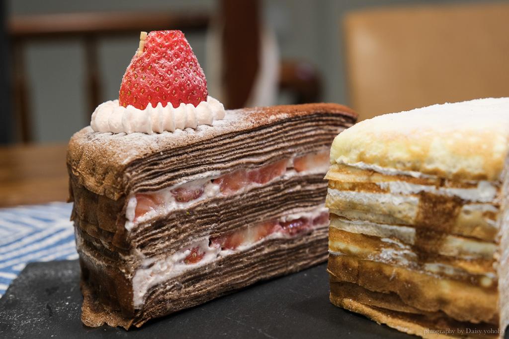 秘密千層蛋糕, 神秘千層蛋糕, 台南千層蛋糕, 台南甜點, 台南限量千層蛋糕, 秘密千層蛋糕預訂