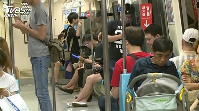 許多民眾的生活每天都離不開捷運。(示意圖/TVBS)