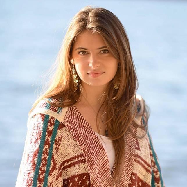 Daniela Aedo pemeran Dulce Maria dalam telenovela Carita de Angel