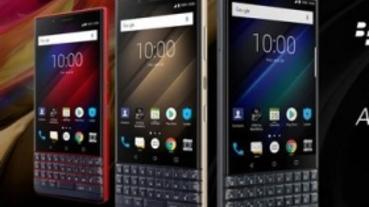 黑莓機、Palm 重回台灣!BlackBerry Key2 LE 6 月 10 日上市,售價 $15,800