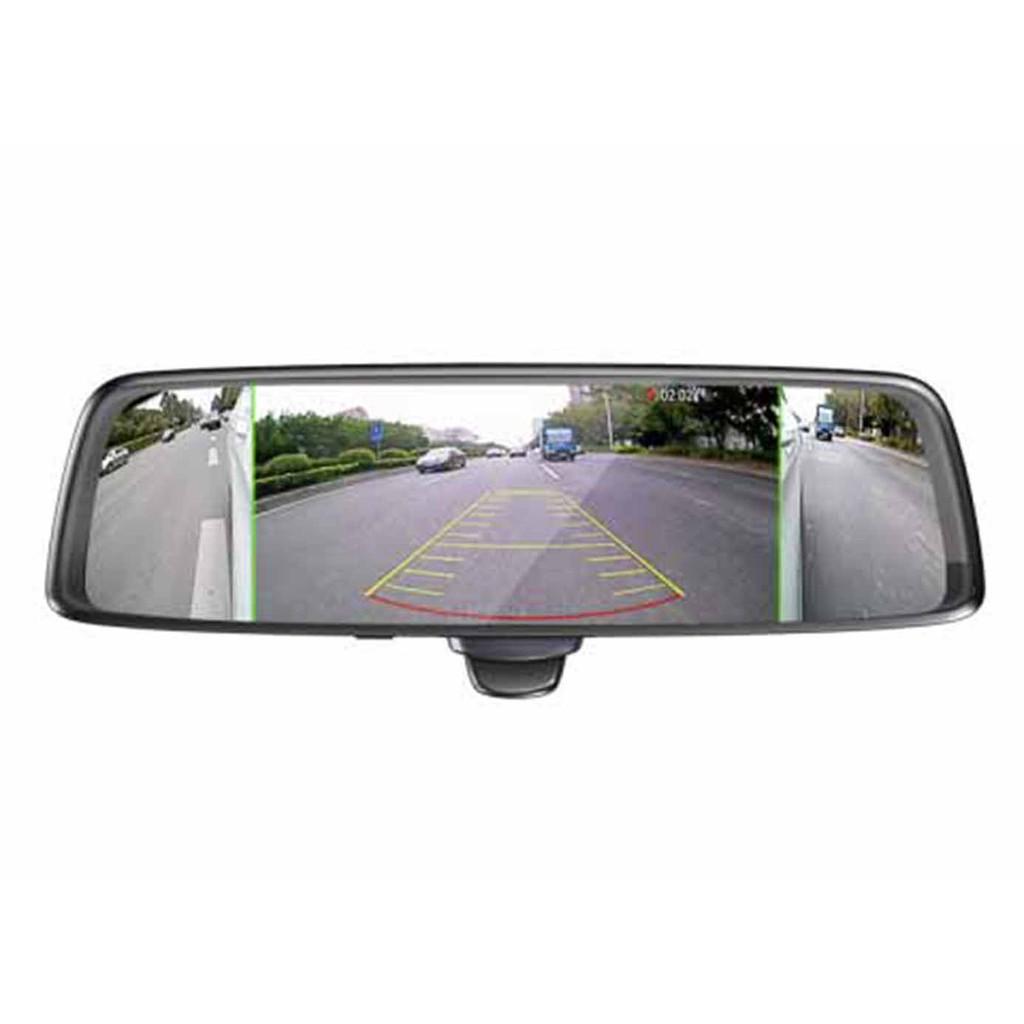 CoColife U1 前後雙鏡頭 360 度 行車紀錄 /倒車攝影 後視鏡