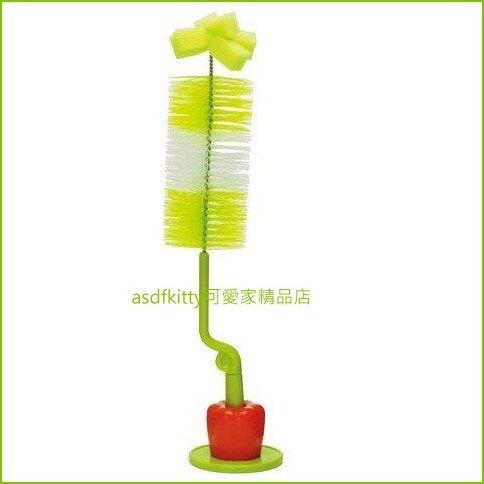 asdfkitty可愛家☆日本SKATER可站立大型洗瓶刷/清潔刷-日本正版商品