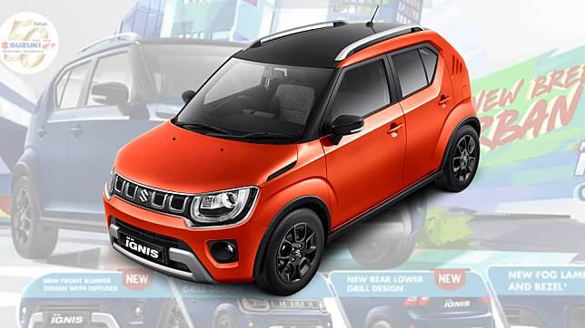 Suzuki Perkenalkan New Ignis, Harga Mulai Rp 171 Juta