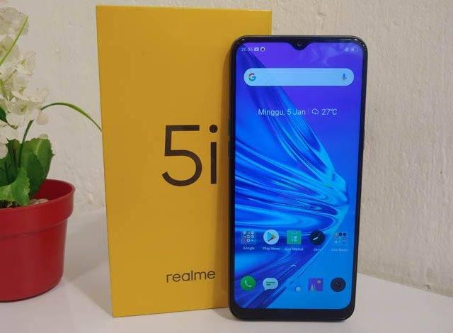 Adu Teknis Realme 5i Vs Redmi Note 8, Siapa Lebih Unggul?
