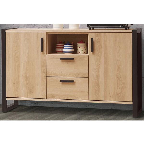 櫥櫃 餐櫃 QW-924-2 貝克4尺餐櫃【大眾家居舘】