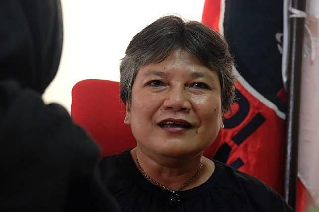 Ketua DPP PDIP Ribka Tjiptaning saat ditemui Tempo di ruangannya, lantai 4 kantor DPP PDIP Diponegoro, Sabtu, 27 Juli 2019. TEMPO/Dewi Nurita