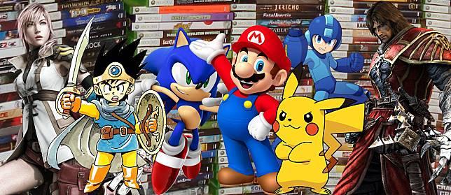 7 Franchise Game dengan Jumlah Game Terbanyak, Nomor 1 Bukan Pokemon!