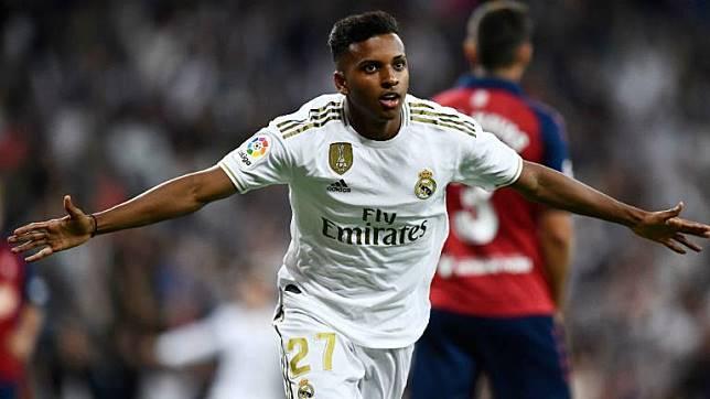 Real Madrid Dimenangkan Gol Dua Pemain Remaja