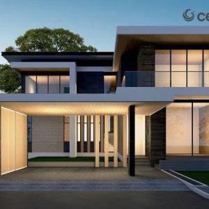 Desain Rumah Minimalis Dua Lantai Dan Tips Membangunnya Dengan Biaya Murah Cermati Line Today