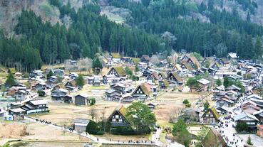 白川鄉、兼六園、飛驒高山巴士輕鬆兩日遊!在日本古都名勝大吃飛驒牛,還有螃蟹吃到飽?