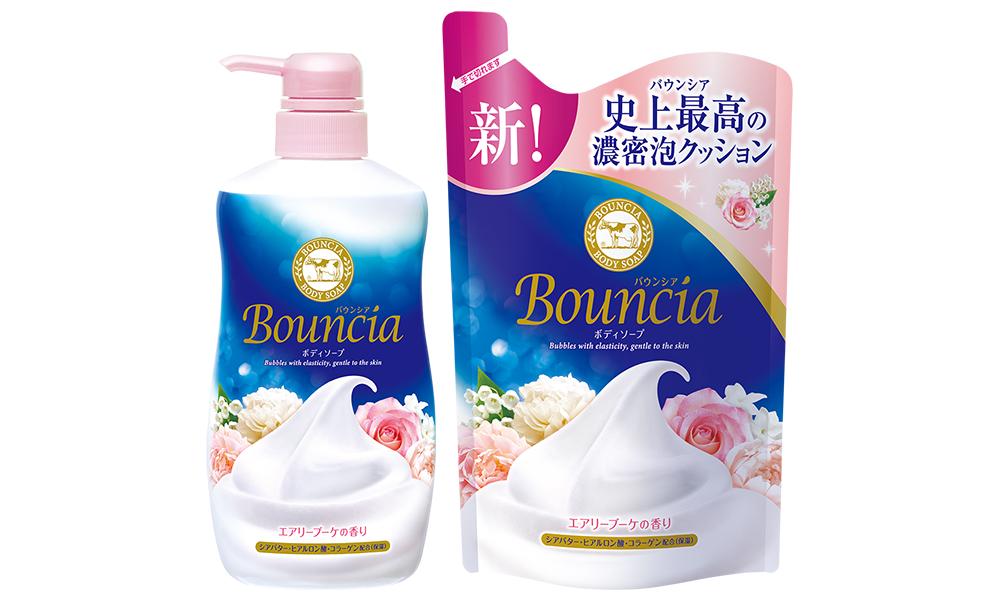日本女生總是香香的?日本女性最愛的這些沐浴乳,下次去日本我也要囤貨! Bouncia