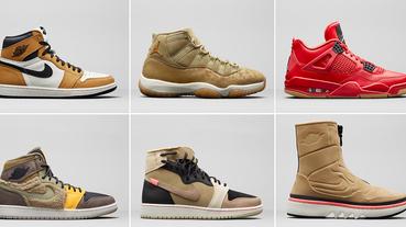 新聞分享 / 看完我也想當女生 Air Jordan 系列女鞋焦點款式一覽